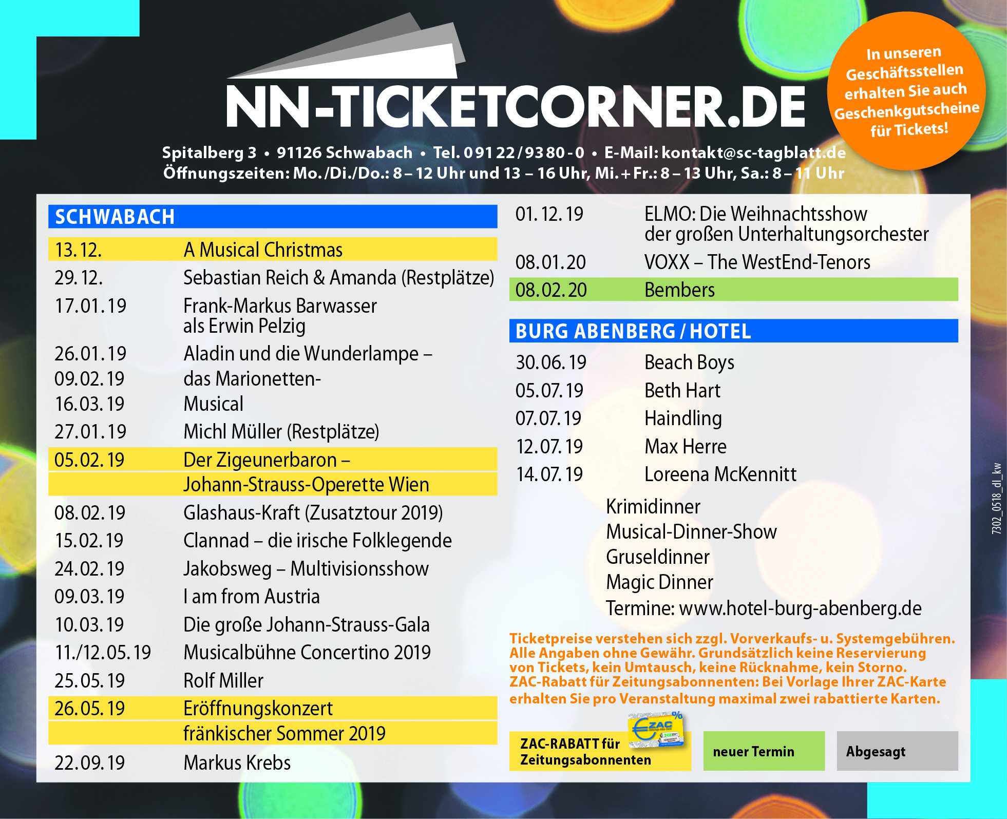 TicketPoint KW50.2018